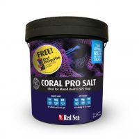 Red Sea Coral Pro Salt 22kg + Reef Energy 250ml