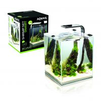 Aquael Zestaw Akwariowy Shrimp set SMART 2 10L Black